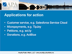 Thumbnail of take-action app slide